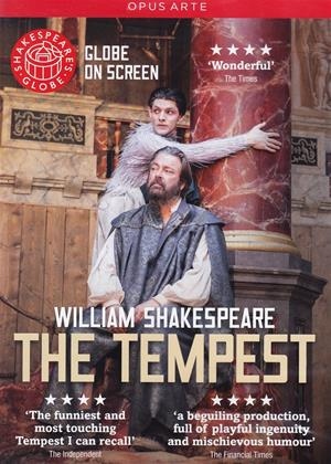 Rent Shakespeare's Globe: The Tempest Online DVD Rental
