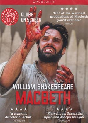 Rent Shakespeare's Globe: Macbeth Online DVD Rental