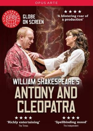 Rent Shakespeare's Globe: Antony and Cleopatra Online DVD Rental