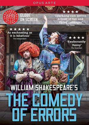 Rent Shakespeare's Globe: The Comedy of Errors Online DVD & Blu-ray Rental