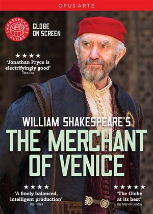Rent Shakespeare's Globe: The Merchant of Venice Online DVD Rental