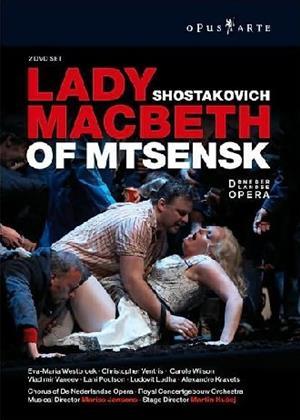 Rent Lady Macbeth of Mtsensk (aka Lady Macbeth of Mtsensk: Het Musiektheater, Amsterdam) Online DVD & Blu-ray Rental