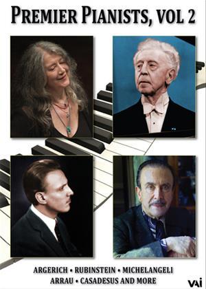 Rent Premier Pianists: Vol.2 Online DVD Rental