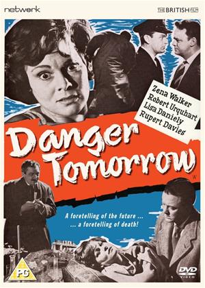 Rent Danger Tomorrow Online DVD Rental