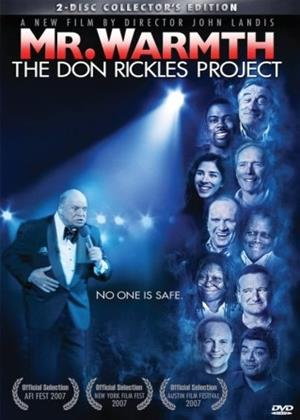 Rent Mr. Warmth: The Don Rickles Project (aka Don Rickles Documentary) Online DVD Rental