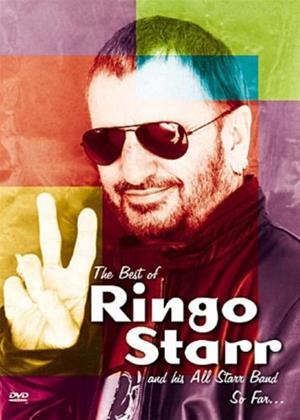 Rent Ringo Starr: The Best of Ringo Starr (aka The Best of Ringo Starr & His All Starr Band So Far...) Online DVD & Blu-ray Rental
