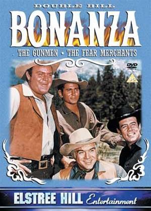 Rent Bonanza: Gunmen / Fear Merchants Online DVD Rental