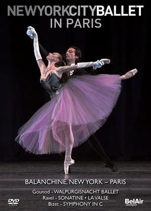 Rent New York City Ballet: In Paris Online DVD Rental
