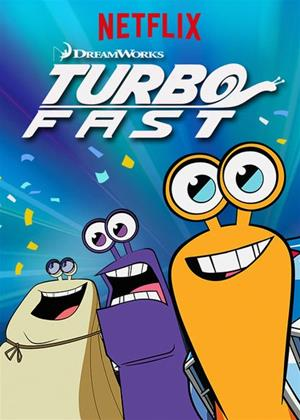 Rent Turbo Fast: Series 2 Online DVD Rental