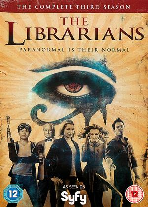 Rent The Librarians: Series 3 Online DVD Rental