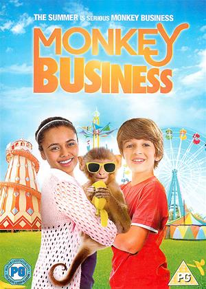 Rent Monkey Business (aka Monkey in the Middle / It's a Zoo in Here) Online DVD Rental