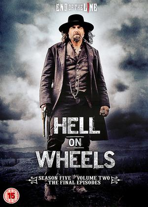 Rent Hell on Wheels: Series 5: Part 2 Online DVD Rental