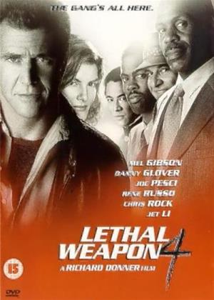 Rent Lethal Weapon 4 Online DVD Rental