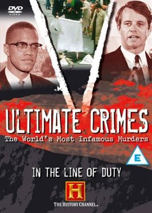 Rent Ultimate Crimes: In The Line of Duty Online DVD Rental