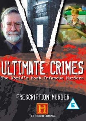 Rent Ultimate Crimes: Prescription Murder Online DVD Rental
