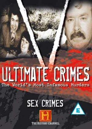 Rent Ultimate Crimes: Sex Crimes Online DVD Rental