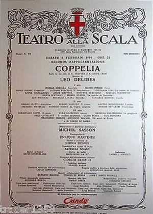 Rent Coppélia: Teatro Alla Scala (Patric Fournillier) Online DVD & Blu-ray Rental