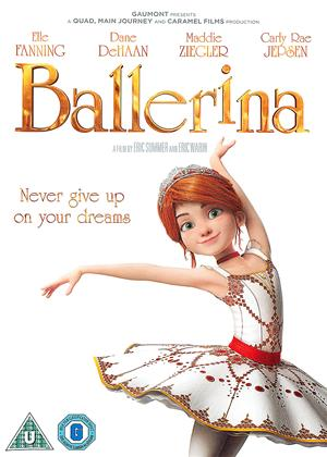 Rent Ballerina (aka Leap!) Online DVD Rental