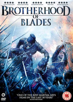 Rent Brotherhood of Blades (aka Xiu chun dao) Online DVD Rental