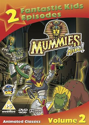 Rent Mummies Alive: Vol.2 Online DVD Rental