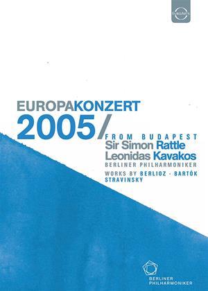 Rent Europa Konzert 2005 from Budapest Online DVD Rental