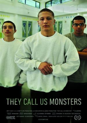 Rent They Call Us Monsters Online DVD Rental