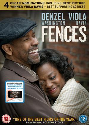 Rent Fences Online DVD Rental