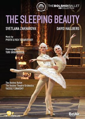 Rent Sleeping Beauty: Bolshoi Ballet Online DVD Rental