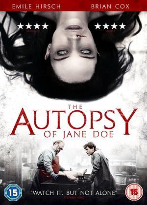 The Autopsy of Jane Doe Online DVD Rental