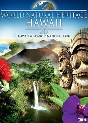 Rent World Natural Heritage: Hawaii 3D Online DVD Rental