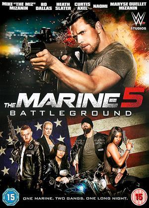 Rent The Marine 5: Battleground Online DVD & Blu-ray Rental