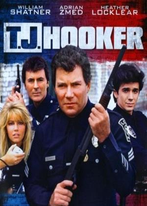Rent T.J. Hooker: Series 4 Online DVD Rental