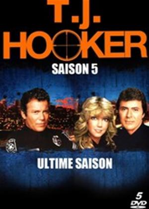 Rent T.J. Hooker: Series 5 Online DVD Rental