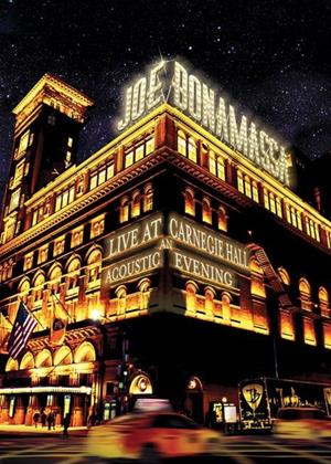 Rent Joe Bonamassa: Live at Carnegie Hall: An Acoustic Evening Online DVD Rental