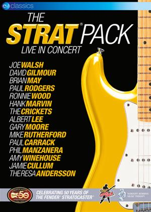 Rent The Strat Pack: Live in Concert Online DVD Rental