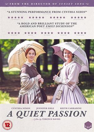 Rent A Quiet Passion Online DVD Rental