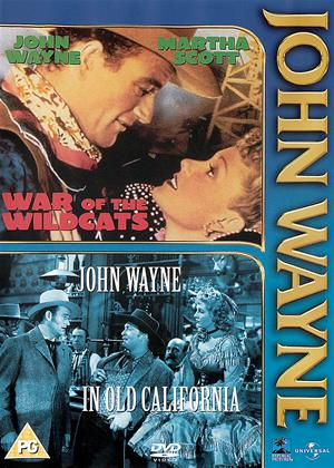 Rent War of the Wildcats / In Old California (aka In Old Oklahoma / Gold Runs the River) Online DVD & Blu-ray Rental