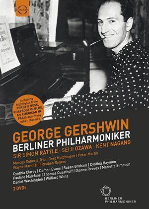 Rent Berliner Philharmoniker and George Gershwin Online DVD Rental