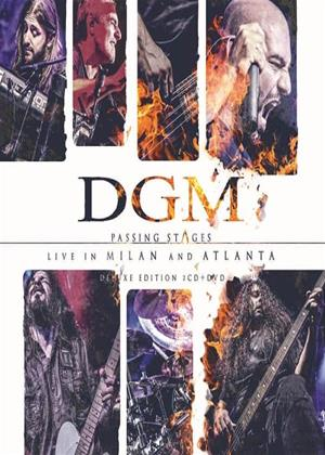 Rent DGM: Passing Stages: Live in Milan and Atlanta Online DVD Rental