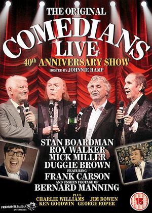 Rent The Original Comedians: Live (aka The Comedians Live - 40th Anniversary Show) Online DVD Rental