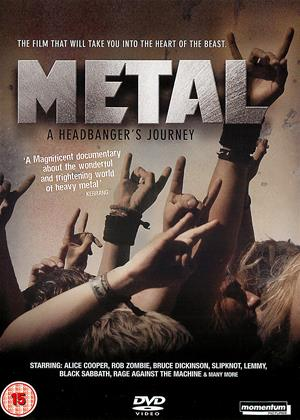 Rent Metal: A Headbanger's Journey Online DVD Rental