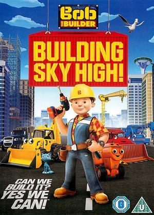 Rent Bob the Builder: Building Sky High! Online DVD & Blu-ray Rental