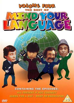 Rent Mind Your Language: The Best Of: Vol.4 Online DVD Rental