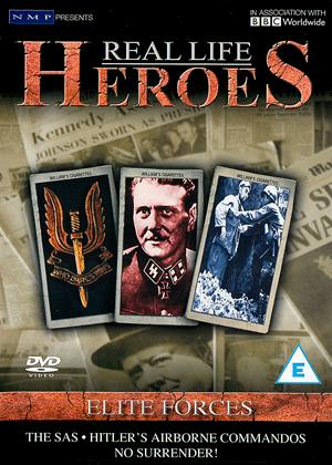 Real Life Heroes: Elite Forces Online DVD Rental