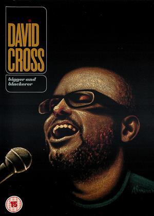 Rent David Cross: Bigger and Blackerer Online DVD Rental