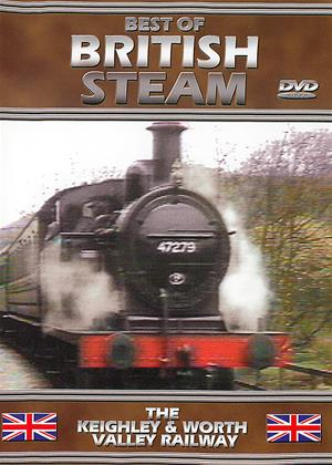 Rent Best of British Steam: The Keighley and Worth Valley Railway Online DVD Rental
