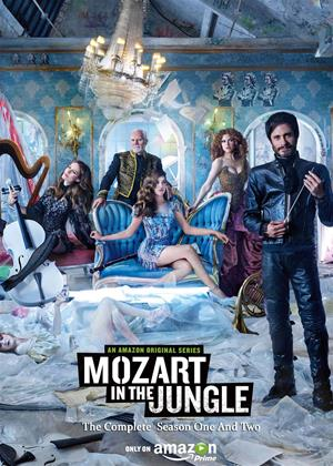 Rent Mozart in the Jungle: Series 2 Online DVD Rental