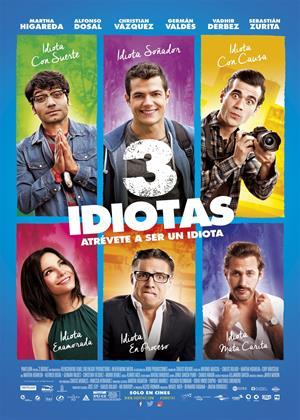 Rent 3 Idiots (aka 3 Idiotas) Online DVD Rental