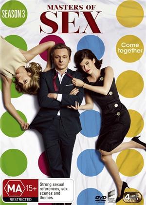 Rent Masters of Sex: Series 3 Online DVD & Blu-ray Rental