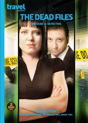 Rent The Dead Files: Series 1 Online DVD Rental